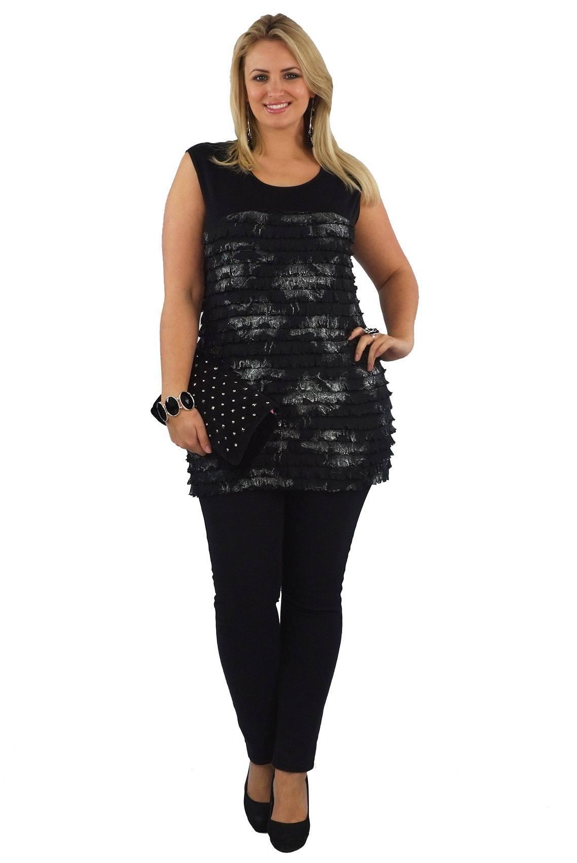 Black Dresses For Plus Size Women