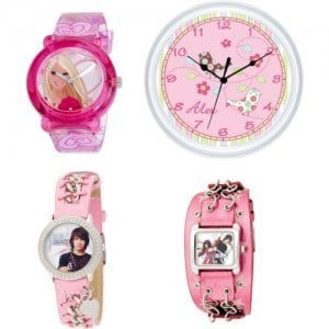 Cartoon Watches For Kids