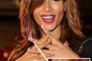 Celebrities Pro Nails Art