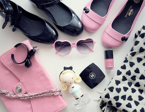 Pink Accessories For Teens Girls