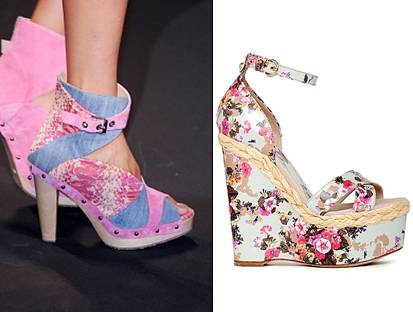 Summer Shoes Trend for Girls