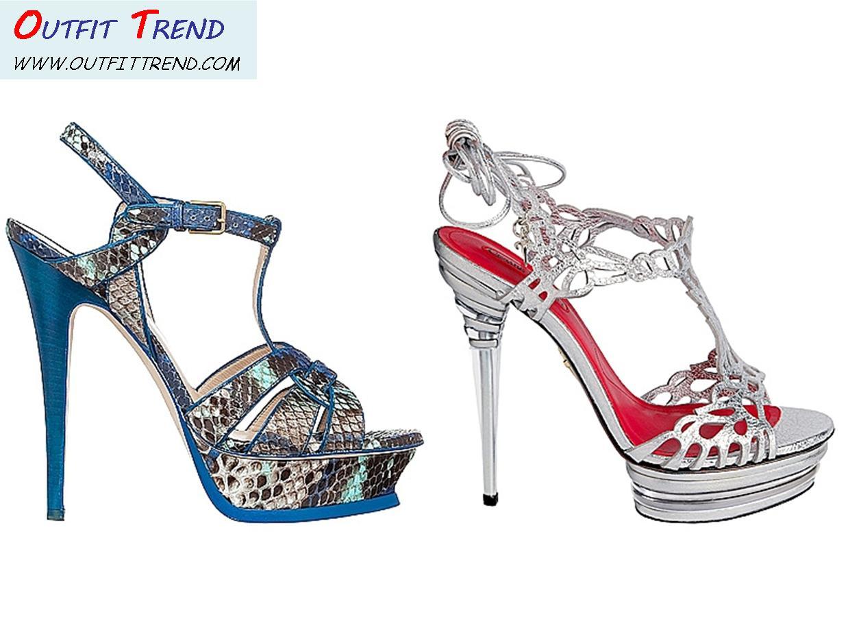 Trendy Footwear For Women Summer