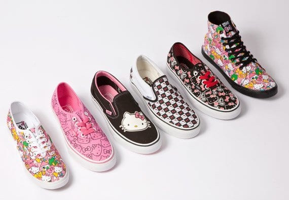 Vans Hello Kitty Sneakers