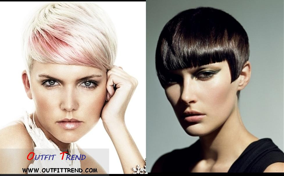 Funky Short Hairstyles For Teen Girls