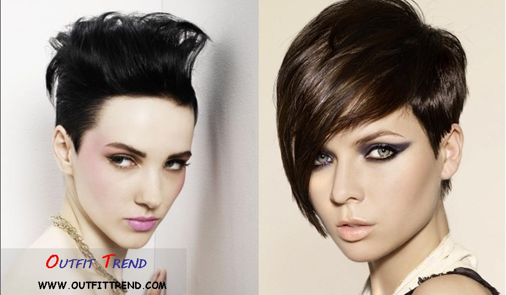 Trendy Short Hairstyles For Teen Girls