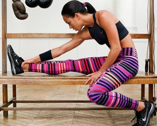 Break a Sweat in the Most Stylish Manner