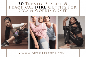 nike sports outfits for women
