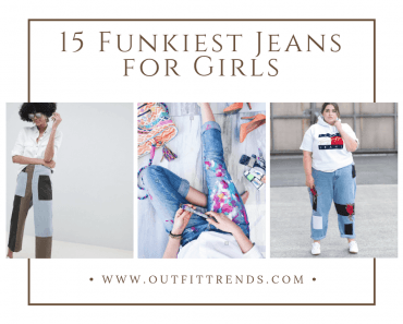 funky jeans for girls