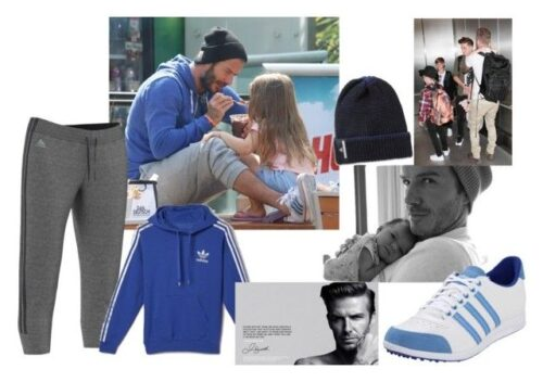 outfit ideas from david beckham style