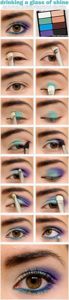 Easy Eye makeup Tutorials