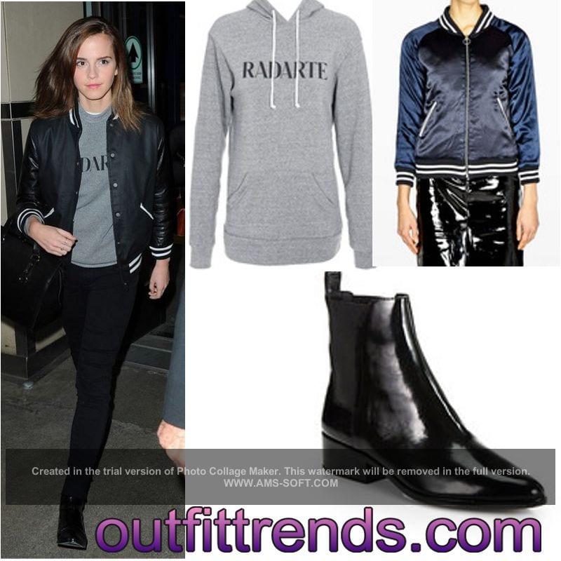 Emma Watson Outfits Style