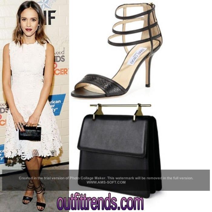 Jessica Alba Fashion
