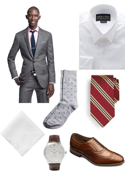 Mens Job Interview Outfits comninations