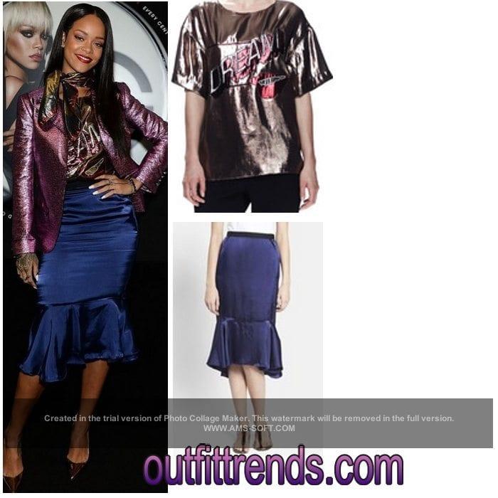 Rihana Outfits