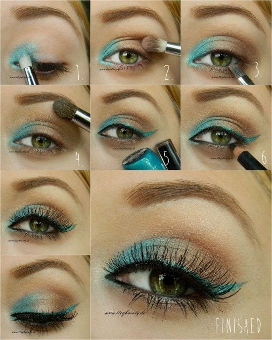 15 Easy And Stylish Eye Makeup Tutorials How To Wear Eye