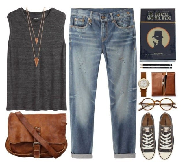 Stylish dressing and accessories for college girls
