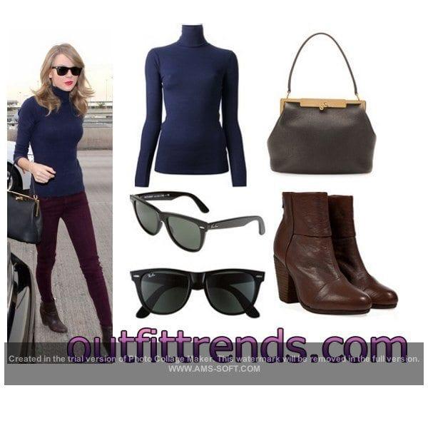 Taylor Swift Fashion Accessories