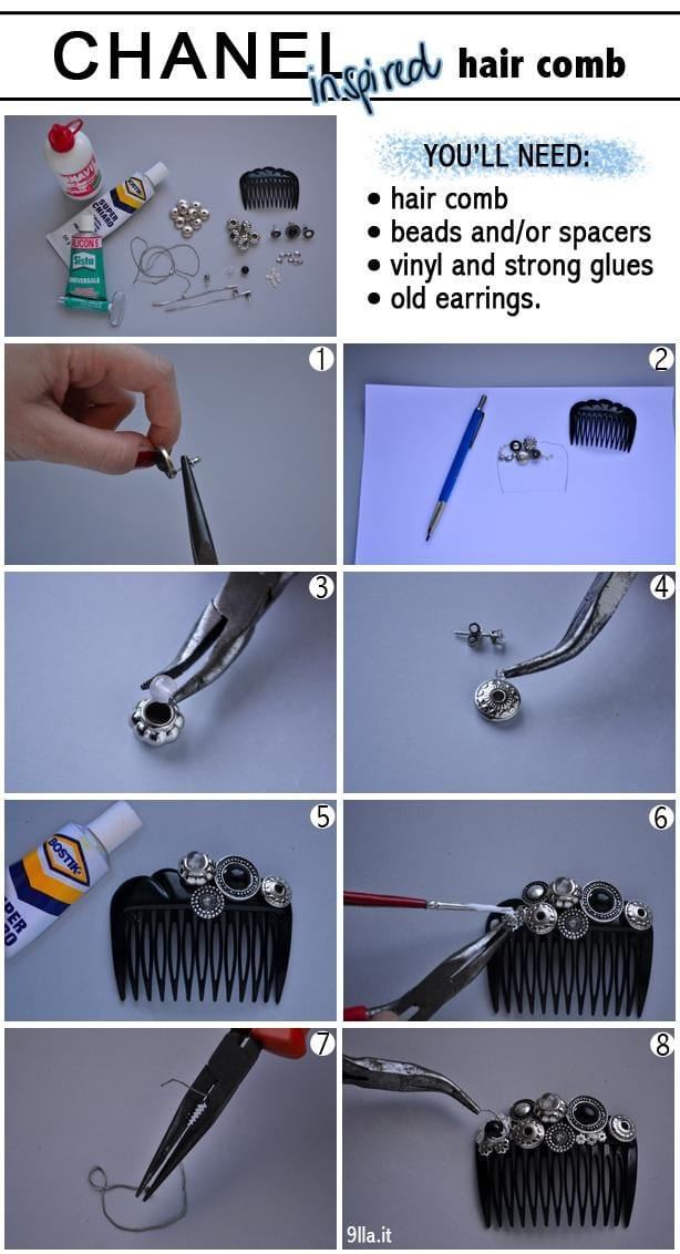 Trendy DIY HairAccessories