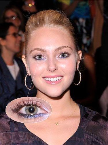 anna sophia eye makeup