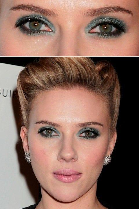 celebrities eye make up tips
