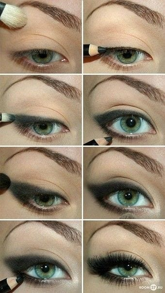 simple eye makeup Tutorials