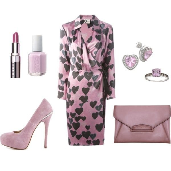 top outfits combinations for valentine