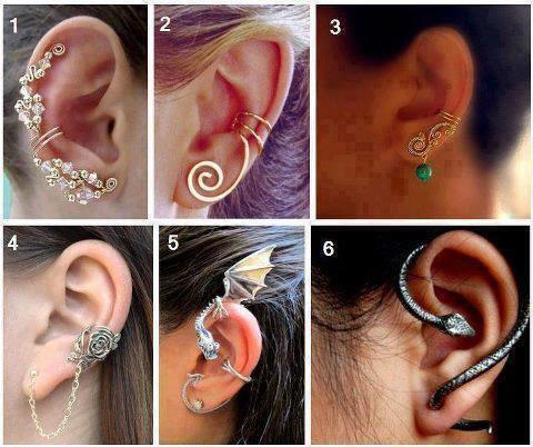 Earrings Niss