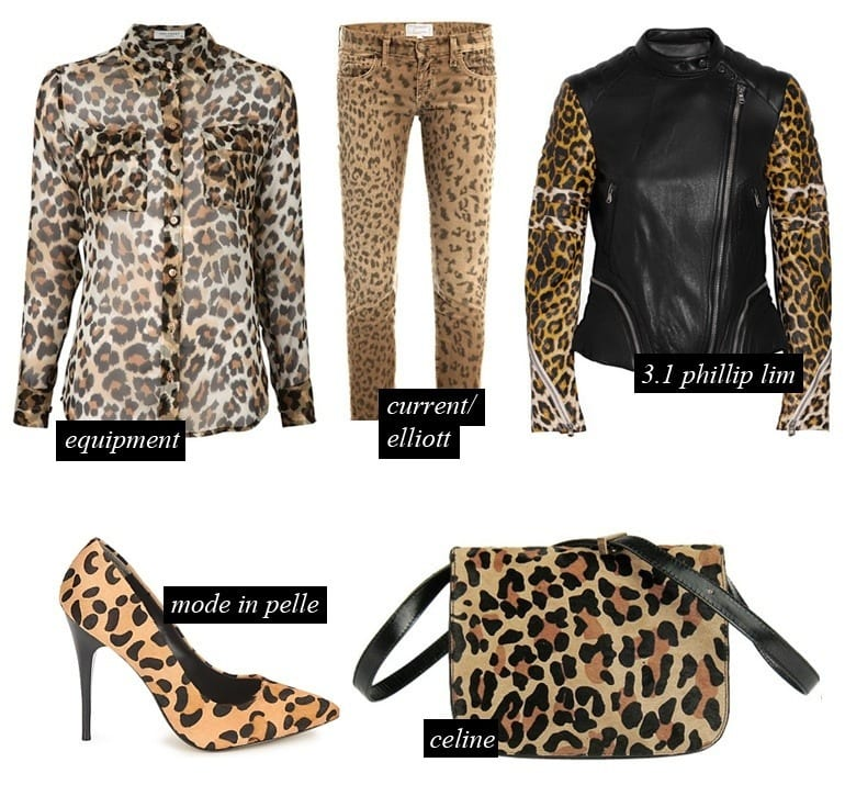 Animal Print Fashion Trends