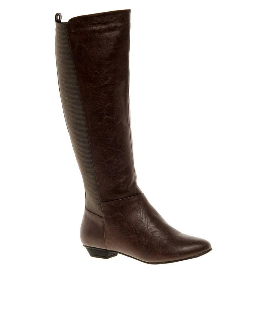 CASPER Knee High Boots