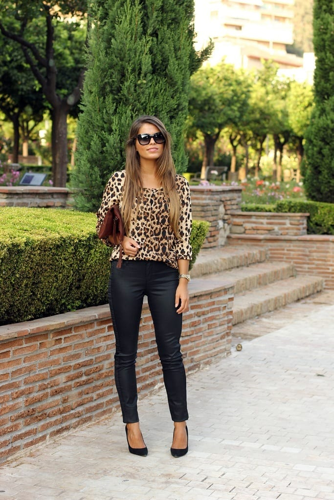 Cool Animal Printed tops for girls