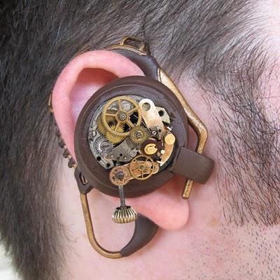 Creative earrings