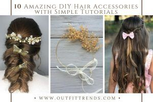 DIY Hair Accessories For All The Girls Out There (1)