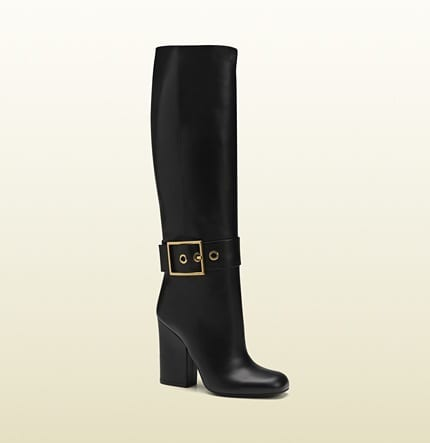 Gucci Long Boots