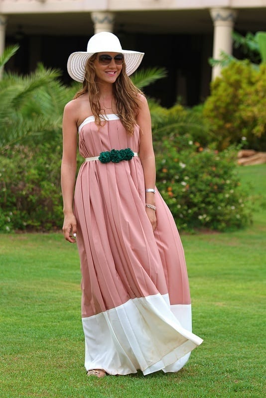 How to Dress maxi for special occasion