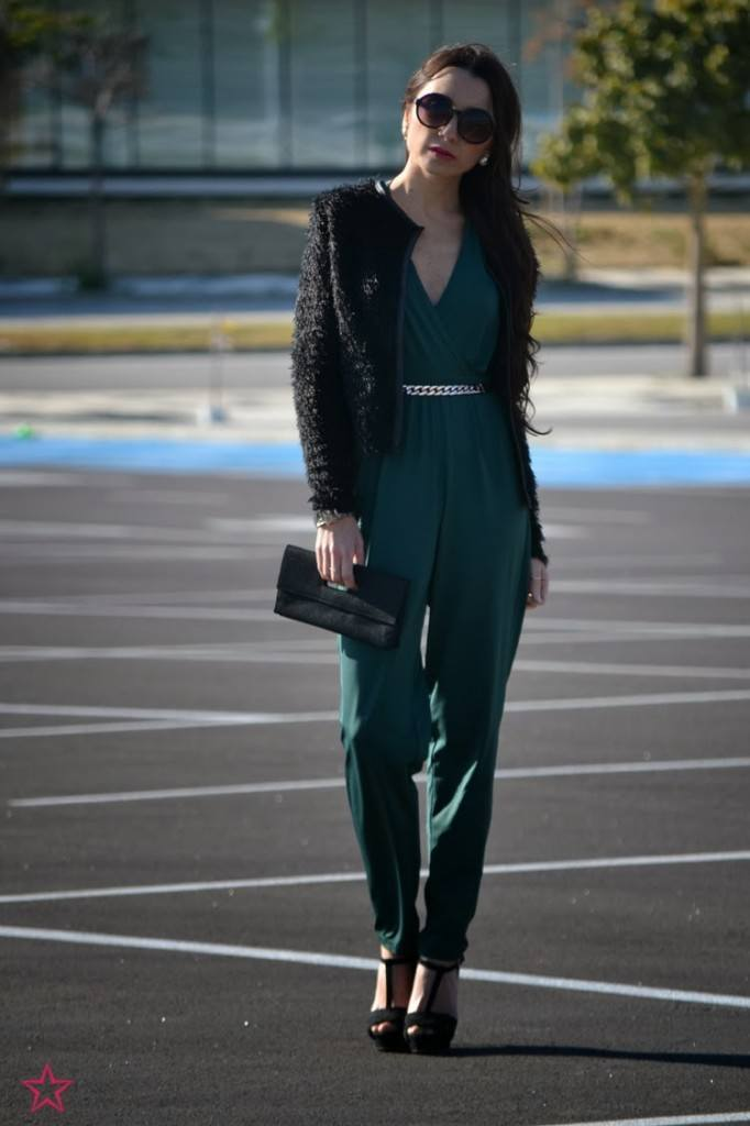 Jumpsuits in trend