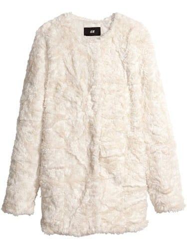 Long coats with fur