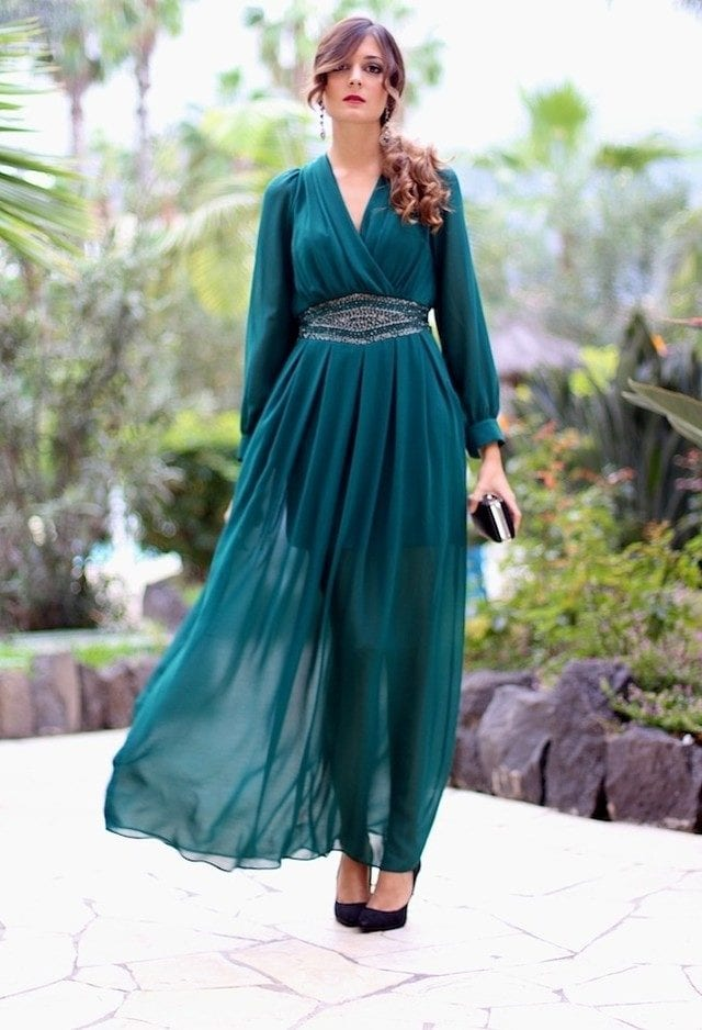 Maxi Dresses for Special Occasion