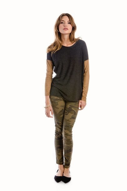 Military Style Fashion Trends