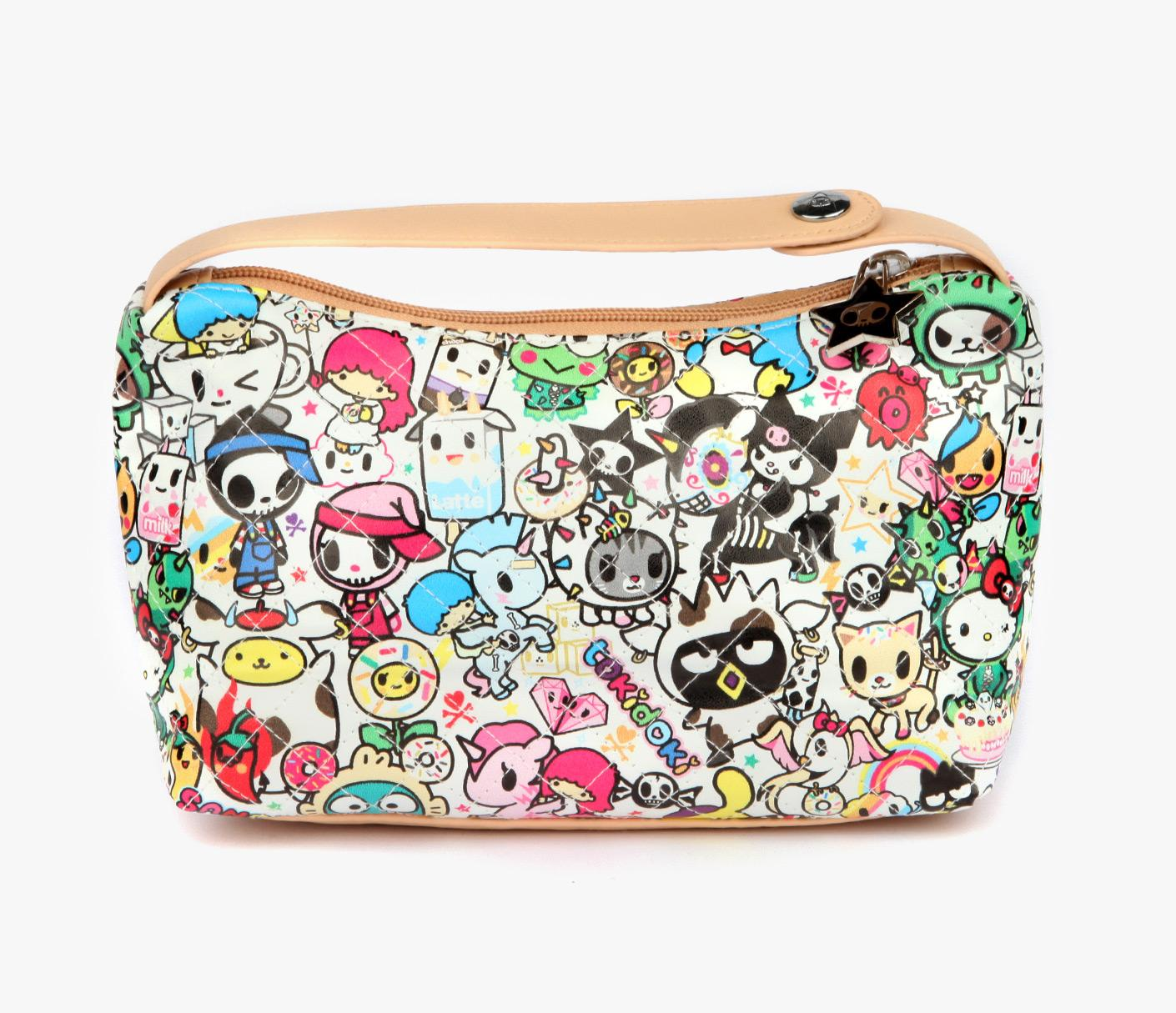 New hello kitty comsetic bags