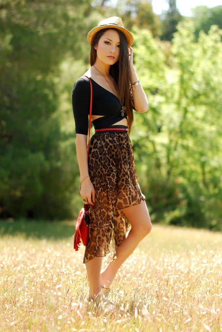 a3c981bcf2 16 Cute Animal Print Outfits for Women this Season