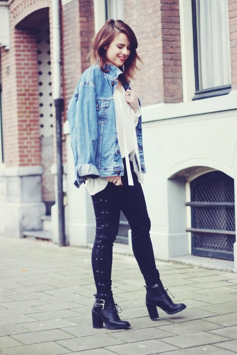 Style tips for Denim jackets