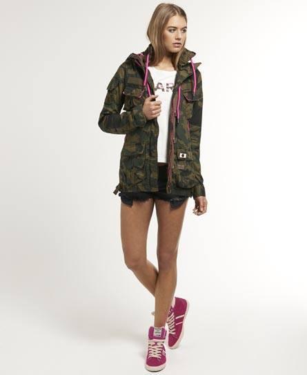 Stylish Army Girls