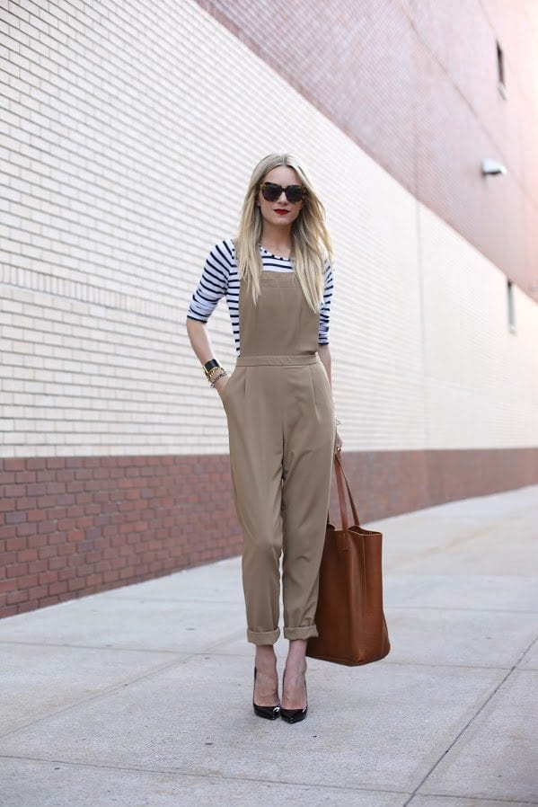 Stylish Girls in Jumpsuits
