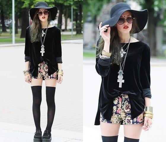Stylish girls wearing Tunics