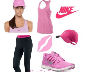 Stylish workout clothes women