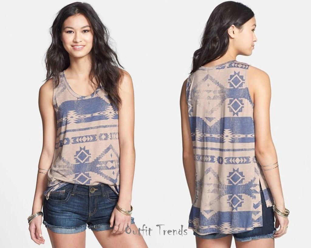Women Tank top fashion ideas