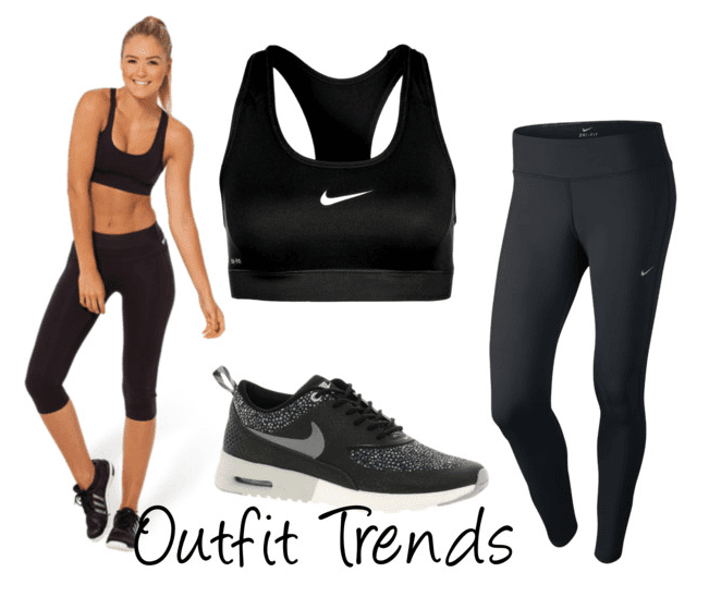 10 Super Cool Gym Outfits for Women- Workout Clothes