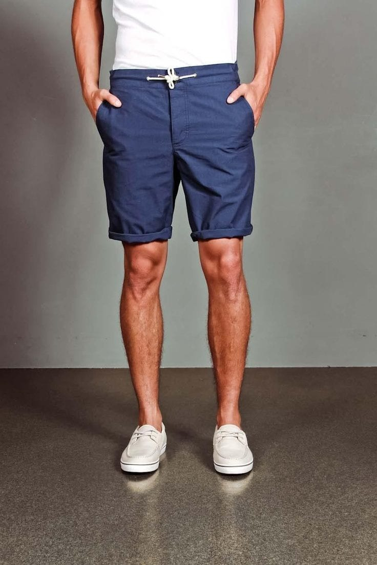 Cool Bermuda shorts for men