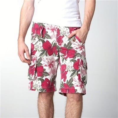 Floral Bermudas for men