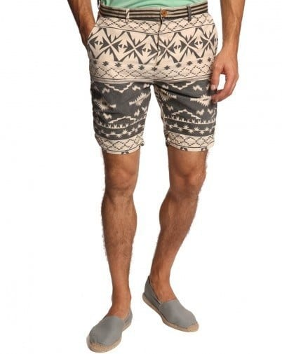 Stylish Bermuda shorts for men